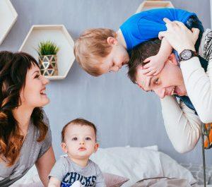 Provocarile din primii 3 ani de viata ai copilului